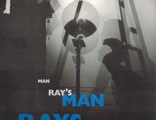 Image for Man Ray's man rays: December 10, 1994-February 5, 1995
