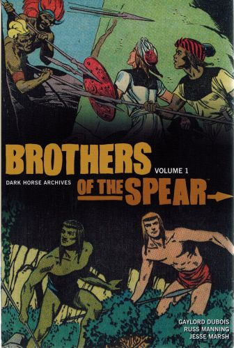 Image for Brothers of the Spear Archives Volume 1
