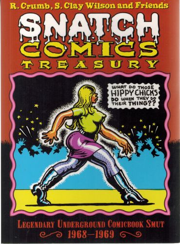 Image for Snatch Comics Treasury