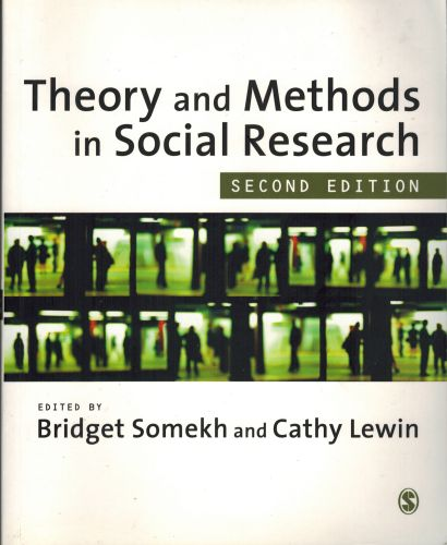 Image for Theory and Methods in Social Research, Second Edition
