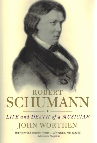 Image for Robert Schumann: Life and Death of a Musician