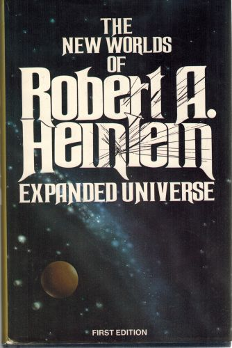 Image for The New Worlds of Robert A. Heinlein: Expanded Universe