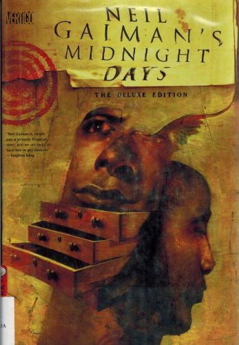 Image for Neil Gaiman's Midnight Days Deluxe Edition