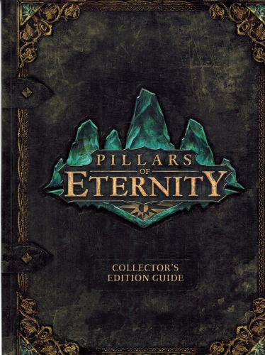 Image for Pillars of Eternity: Prima Official Game Guide