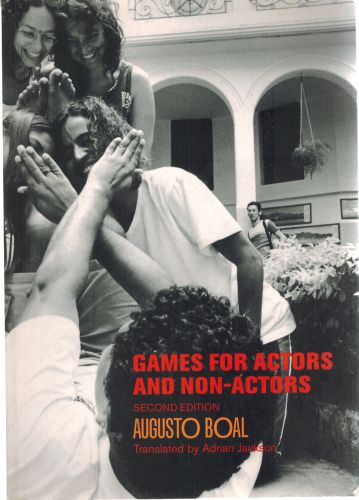 Image for Games for Actors and Non-Actors, 2nd Edition