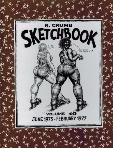 Image for R. Crumb Sketchbook Vol. 10