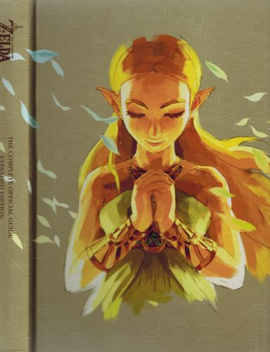 Image for The Legend of Zelda: Breath of the Wild The Complete Official Guide: -Expanded Edition