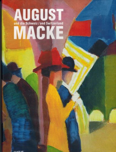 Image for August Macke and Switzerland