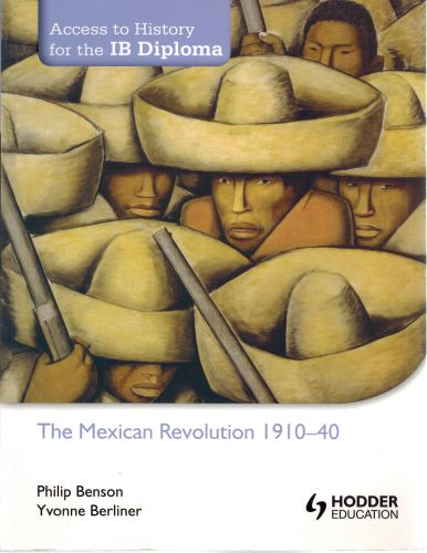 Image for Access to History for the IB Diploma: The Mexican Revolution