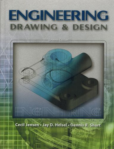 Image for Engineering Drawing And Design 7E