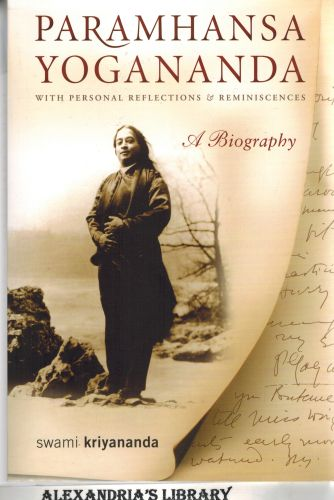 Image for Paramhansa Yogananda: A Biography with Personal Reflections and Reminiscences