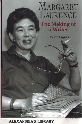Image for Margaret Laurence: The Making of a Writer (Signed)