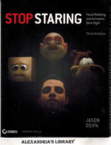 Image for Stop Staring: Facial Modeling and Animation Done Right