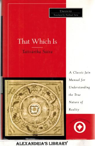 Image for Tattvartha Sutra: That Which Is (Sacred Literature)