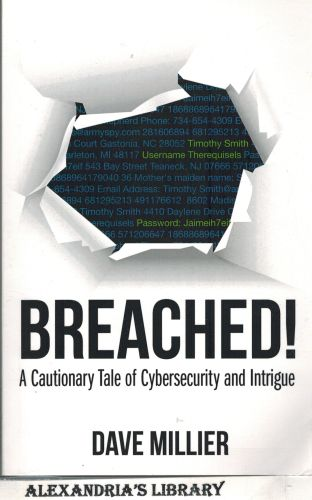 Image for Breached!: A Cautionary tale of cybersecurity and intrigue