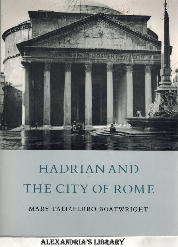 Image for Hadrian and the City of Rome