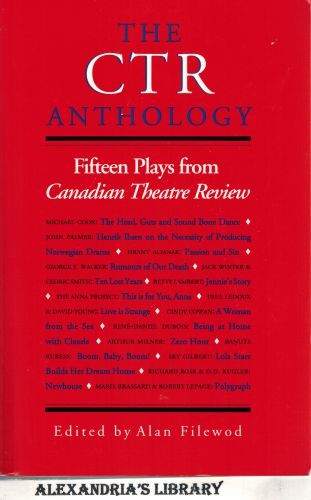 Image for The CTR Anthology: Fifteen Plays from Canadian Theatre Review (Heritage)