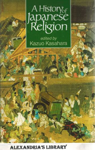 Image for A History of Japanese Religion