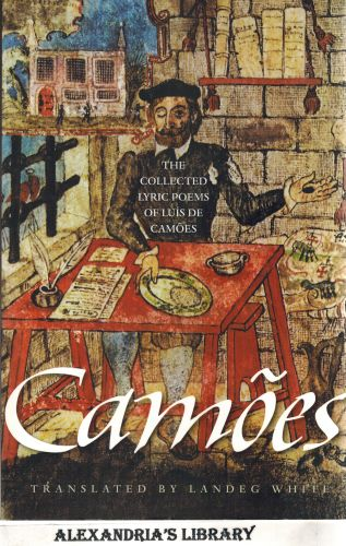 Image for The Collected Lyric Poems of Luís de Camões (Lockert Library of Poetry in Translation)