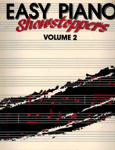 Image for Easy Piano Showstoppers. Volume 2