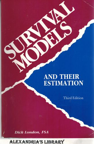 Image for Survival Models and Their Estimation 3e