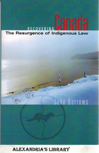 Image for Recovering Canada: The Resurgence of Indigenous Law