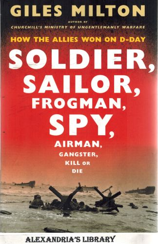 Image for Soldier, Sailor, Frogman, Spy, Airman, Gangster, Kill or Die