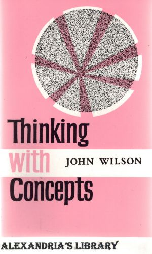 Image for Thinking with Concepts