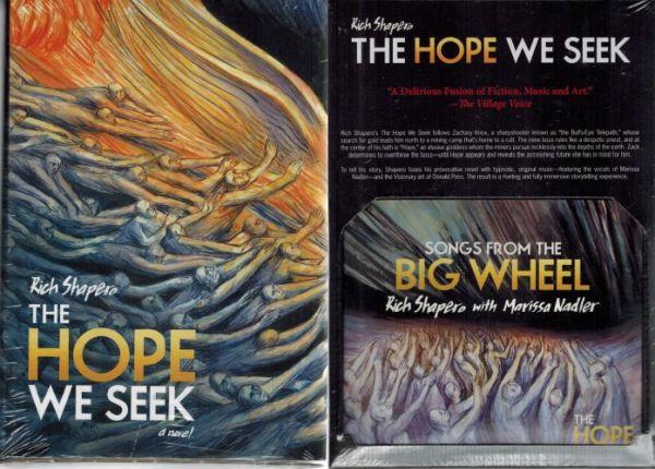 Image for The Hope We Seek with CD Songs From the Big Wheel (Collector's Set)