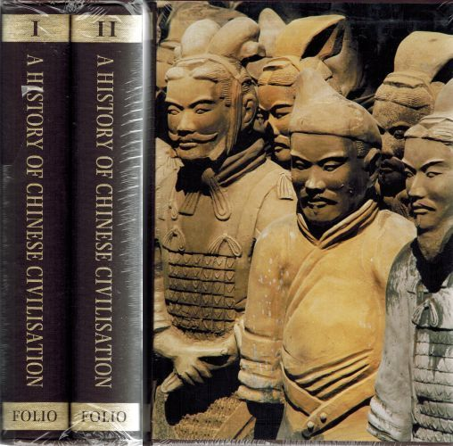 Image for A History of Chinese Civilisation, Volumes I and II (slipcase)