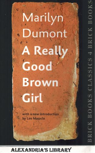 Image for A Really Good Brown Girl: Brick Books Classics 4