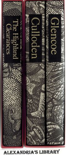 Image for The Highland Trilogy: Glencoe, Culloden; The Highland Clearances; Three Volumes
