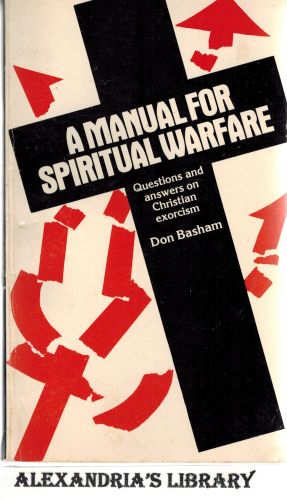 Image for A manual for spiritual warfare