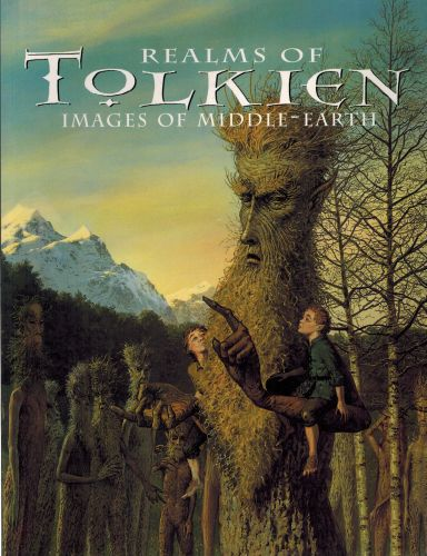 Image for Realms of Tolkien: Images of Middle-Earth