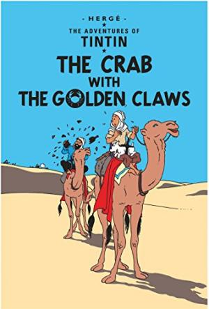 Image for The Crab with the Golden Claws (The Adventures of Tintin)