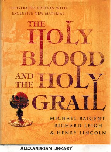 Image for Holy Blood and the Holy Grail