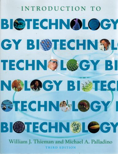 Image for Introduction to Biotechnology (3rd Edition)