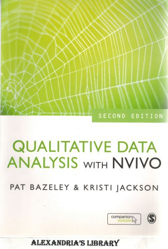 Image for Qualitative Data Analysis with NVivo 2e