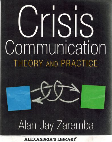 Image for Crisis Communication - Theory and Practice