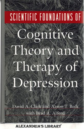Image for Scientific Foundations of Cognitive Theory and Therapy of Depression