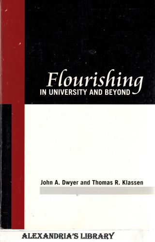 Image for Flourishing in University and Beyond