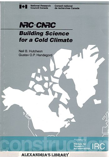 Image for Building Science for a Cold Climate