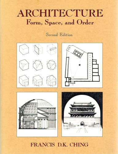 Image for Architecture: Form, Space, and Order 2e