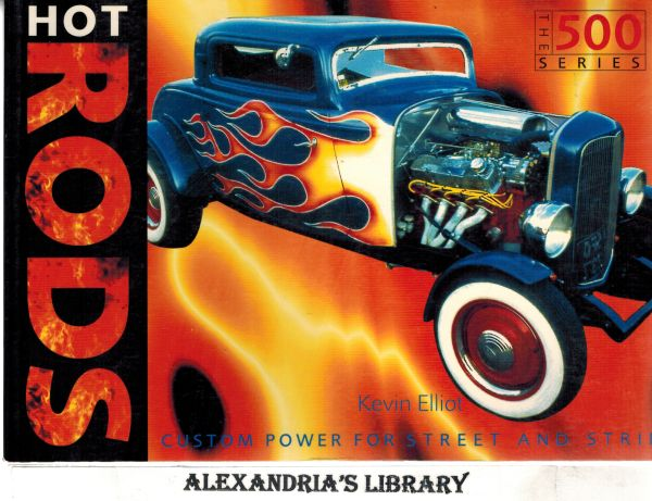 Image for Hot Rods; Custom Power for Street and Strip - The 500 Series