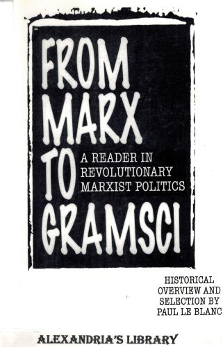 Image for From Marx to Gramsci