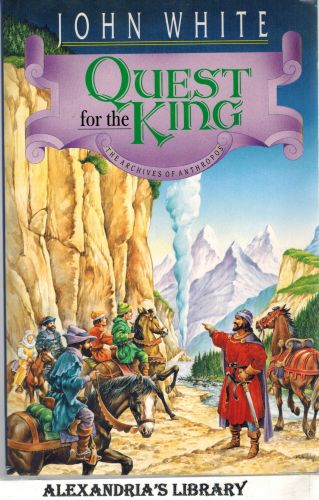 Image for Quest for the King (Archives of Anthropos)