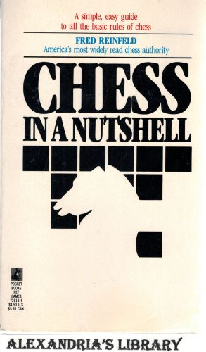 Image for Chess in a Nutshell