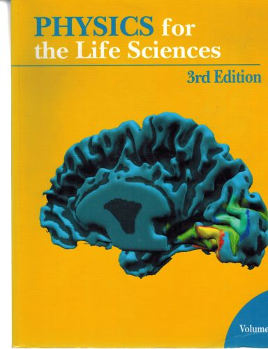 Image for Physics for the Life Sciences - Volume I -  3rd Edition