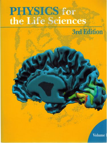 Image for Physics for the Life Sciences - Volume I! -  3rd Edition