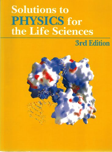 Image for Solutions to Physics for the Life Sciences - 3rd Edition
